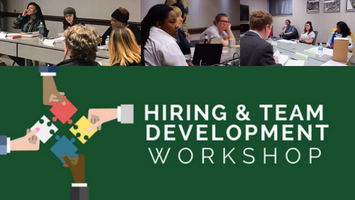 Hiring & Team Development Workshop